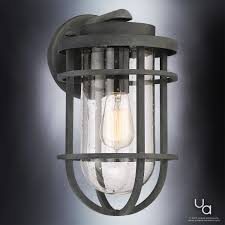 ambiance uql1001 nautical outdoor wall light 14 h x 8 w