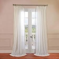 Ikea Lenda Curtains White by Lenda Curtains With Tie Backs 1 Pair Bleached White Ikea