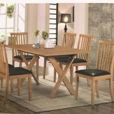 New In Box Or Assembled 5 Pce Corona Dining Table Set