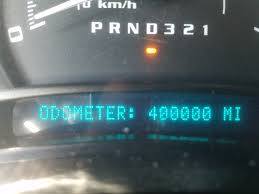 How Many Of Are Running High Mileage Trucks? - Page 19 ...