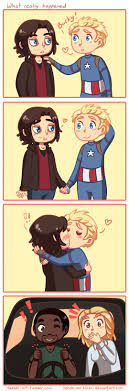 273 Best Stucky Images On Pinterest | Marvel Avengers, Stucky And ... 297 Best Bucky Barnes Images On Pinterest Barnes Fanart 1110 Still Not Over This Ship And Natasha Happy Birthday Bear Astlinessktumblrcom Gramunion Tumblr Explorer 182 Captain America Marvel Comics Capt Httpthfortwwingumblrcompo89816869138imagesteve Nice Day 107 Winter Widow 3 Black Happy 34th Birthday To Yhis Romian Puppy Marvelkihiddlestonwholock Fanblog Of Monkishu James The Story Behind Buckys Groundbreaking Comicbook Reinvention As 1397