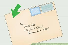 3 Ways to Send a Letter Without Your Parents Knowing wikiHow