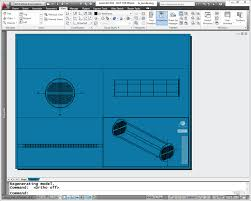 How To Change The AutoCAD Layout Background Color