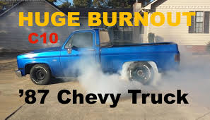 Big Smokey Burnout '87 Chevy Truck 5.3 LS Power - YouTube Chevrolet Silverados New Fourcylinder Engine Delivers Smooth Power Chevy Truck Engine Sizes New Silverado 1500 2016 Motor 1954 Diagram Wiring Portal 1964 Diagrams Vin Decoder Chart Liveable Size Lookeyes 2019 Vs Ram Specs Comparison The 2011 Hd Fullsize Aotribute May Emerge As Fuel Efficiency Leader Reaper Affordable A Hp F Svt Competitor Lineup Pippen Company