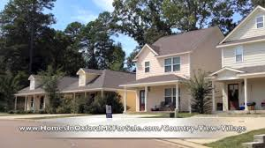 1 Bedroom Apartments In Oxford Ms by Countryview Village Oxford Ms Homes For Sale Youtube