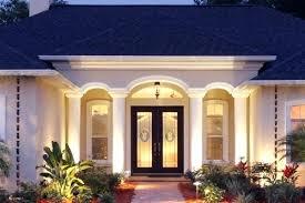 Front Door Lighting Outdoor Ideas