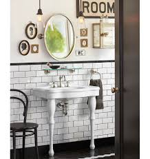 Bathroom Pivot Mirror Rectangular by Canfield Towel Ring Rejuvenation