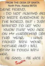 171 best letters from santa images on Pinterest
