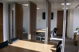 Sound Dampening Curtains Australia by Sliding Soundproof Wall Divider Panels Movable Walls Pinterest