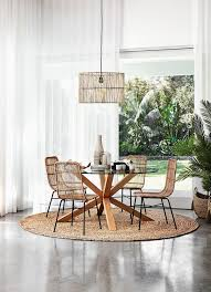 Rug Size For Dining Table Favorite Kitchen Rugs Round Jute Under Glass From