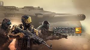 modern combat 5 modern combat 5 esports fps v2 7 2a mod apk obb 2017