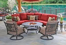 Hanamint Grand Tuscany Patio Furniture by Bowman U0027s Stove U0026 Patio Outdoor Furniture