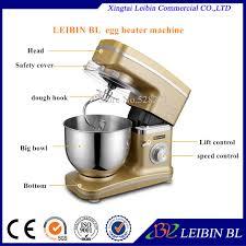 mixeur de cuisine 5l électrique commercial cuisine mixeur blender mélangeur egg beater