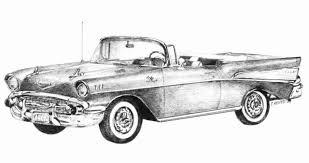 Drawn Car Classic 11