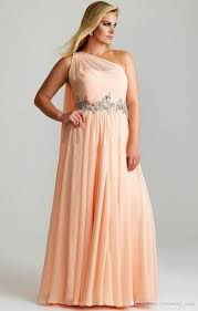 cheap plus size prom dresses 2015 beaded crystals chiffon ruched