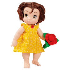 Product Image Of Disney Animators Collection Belle Doll Origins