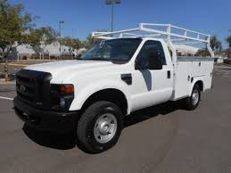 100 Ford F250 Utility Truck USED 2008 FORD SERVICE UTILITY TRUCK FOR SALE IN AZ 2179