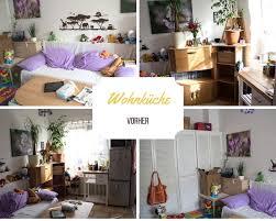 kleine wohnküche effektiv gestalten mit ikea möbeln