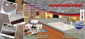 Counter Coat Countertop Resurfacing coating kits