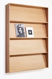 Brochure Rack Timber