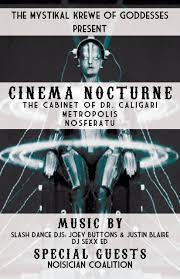 The Cabinet Of Doctor Caligari Online by New Orleans Krewe Of Goddesses