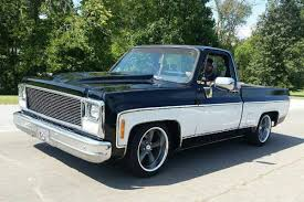 100 Bad Ass Chevy Trucks The Mail Man Has A New Hauler And Its A SuperCool C10