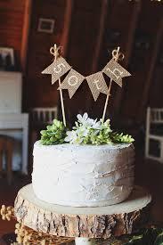 50th Birthday Cake Topper Party Decor Wedding Anniversary
