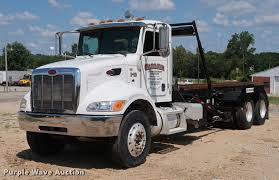100 Rolloff Truck For Sale 2011 Peterbilt 348 Roll Off Container Truck Item K1824 S