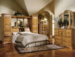 Rustic Oak Bedroom Furniture Rectangle Laminate Jewelry Armoire Beige Laminae