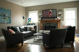 Rectangular Living Room Layout Designs by Small Living Rooms With Big Style Best Ideas On Pinterest Space
