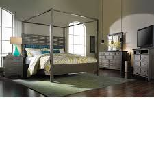 The Dump Furniture Outlet The Dump Furniture QUEEN CANOPY BED