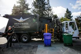 Electric Garbage Trucks? Wrightspeed Delivers - SFChronicle.com Alliancetrucks Omahas Papillion For Cng Garbage Trucks Fleets And Fuelscom On Route In Action Youtube Truck Pictures For Kids 48 New Fleet Of Waste Management Trash Trucks Burns Cleaner Fuel 2008 Matchbox Cars Wiki Fandom Powered By Wikia Emmaus Hauler Jp Mascaro Sons Fined Throwing All Garbage From Metro Manila Dump Here Some On B Flickr Toy Childhoodreamer Bismarck To Run Four Days A Week Myreportercom Is There Noise Ordinance