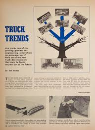 From In The Beginning…Truck Trends - 1955 - Truck Trend History