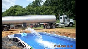 Filling Swimming Pools - YouTube Pool Builder Northwest Arkansas Home Aquaduck Water Transport Delivery Mr Bills Pools Spas Swimming Water Truck To Fill Pool Cost Poolsinspirationcf The Diy Shipping Container Buy A Renew Recycling Supply Dubai Replacing Liner How Professional Does It Structural Armor Bulk Hauling Lehigh Valley Pa Aqua Services St Louis Mo Swim Fill On Well
