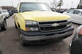 100 Trucks For Sale In Colorado Springs PreOwned 2006 Chevrolet Silverado 1500 Work Truck Regular Cab