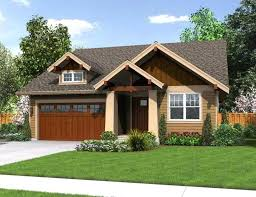 Simple Rustic House Plans Craftsman Style Home Plan Design Small