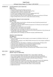 Download Presentation Designer Resume Sample As Image File