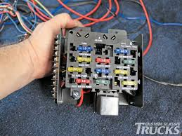 100 68 Chevy Truck Parts 1967 Fuse Box Wiring Diagram
