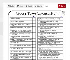 Easy Halloween Scavenger Hunt Clues by Picture Halloween Scavenger Hunt For Kids Outdoor Pinterest