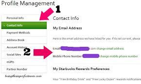 number ways to earn from Starbucks rewards program