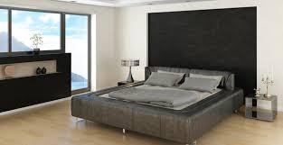 wandfarbe das schlafzimmer kreativ gestalten