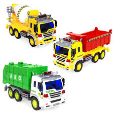 Set Of 3 1/16 Scale Friction Powered City Vehicle Toy Trucks – Best ... Buddy L Trucks Sturditoy Keystone Steelcraft Free Appraisals 13 Top Toy For Little Tikes Childs Toy Trucks In Spherds Bush Ldon Gumtree Handmade Wooden Dump Truck Hefty Toys Pin By Jamie Greenlaw On Pinterest 164 Scale Model Truckisuzu Metal And Trailer Souvenirs Stock Image I2490955 At Featurepics Kids Friction Powered Cstruction Vehicle Tipper Photos Royalty Images Bruder Ram 2500 Pickup Interchangle Reclaimed
