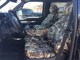 Realtree Floor Mats Mint by 2014 Ford F 250 Realtree Max 4 Camo Duck Camo Front Row Seat