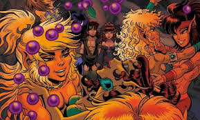 Cover Art Of ElfQuest Final Quest 20 Released
