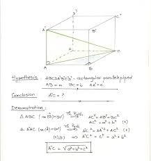 100 Rectangular Parallelepiped Diagonal Of A Math Blog Elena Stanescu