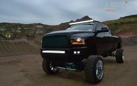 Mint Chocolate – Mike Lankford's High Altitude 2014 RAM 2500 – Lift ...