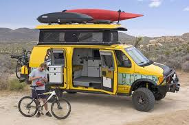 The 3 Best Adventure Vans For Going Off Grid