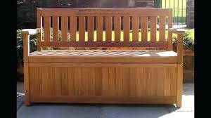 Famed Patio Storage Bench Waterproof Outdoor Storage Bench Ideas
