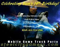 100 Game Truck Pa Mortal Kombat 1 Pittsburghs Best Mobile Video Laser