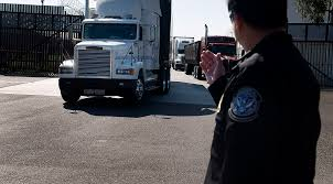 100 Mexican Truck Joint US Inspections To Speed Up Trade At Otay Mesa